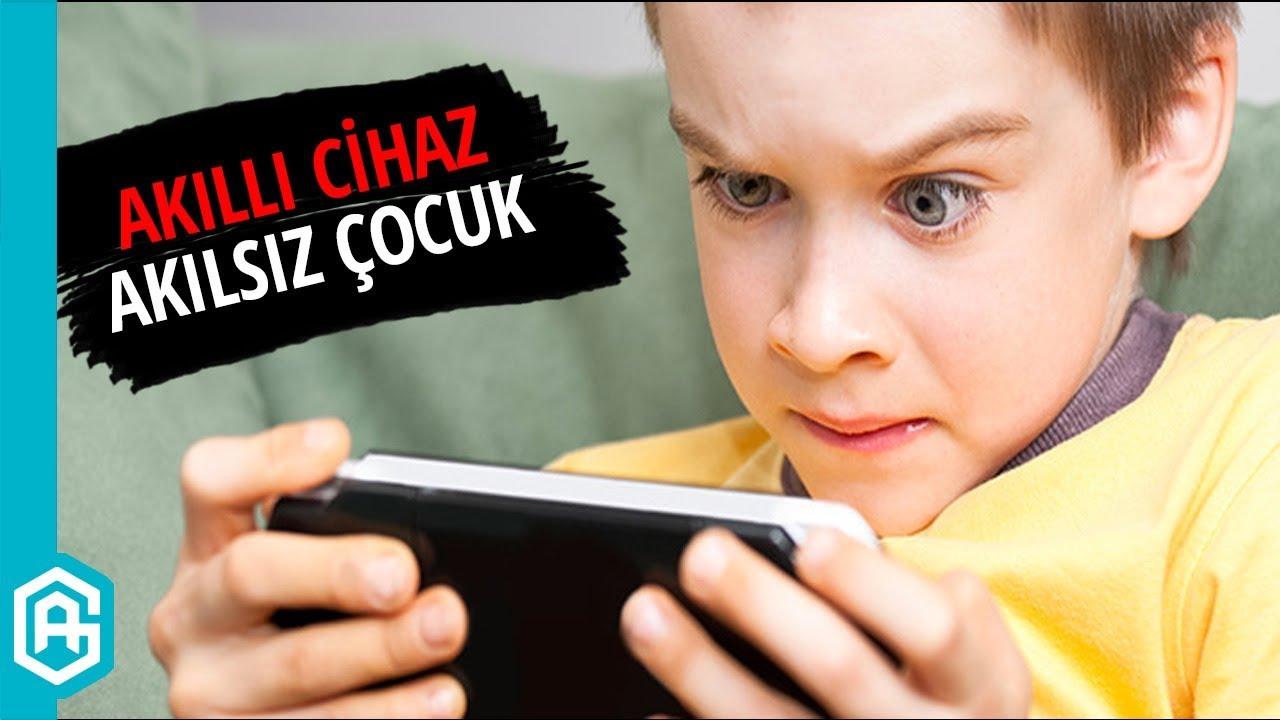 Çocukların Akıllı Cihazlar İle İlişkisi Nasıl Olmalı? | Çocuk Eğitimi #10