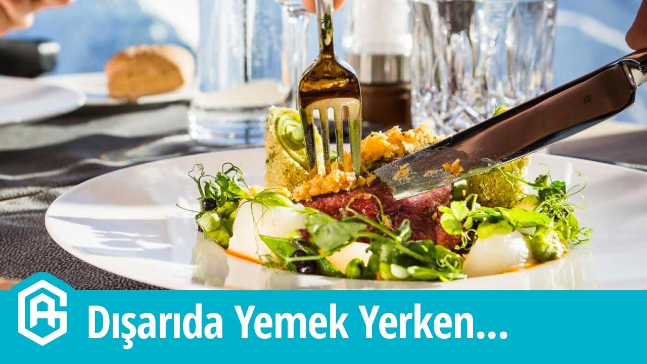 Dışarıda Yemek Yerken Nelere Dikkat Etmeliyim? | Helal Gıda #9