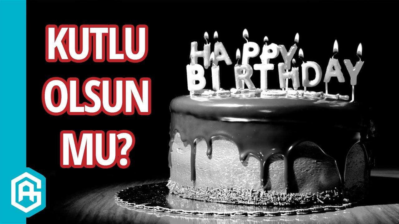 Doğum Günü Kutlamak Caiz Midir?  | Takvim #3