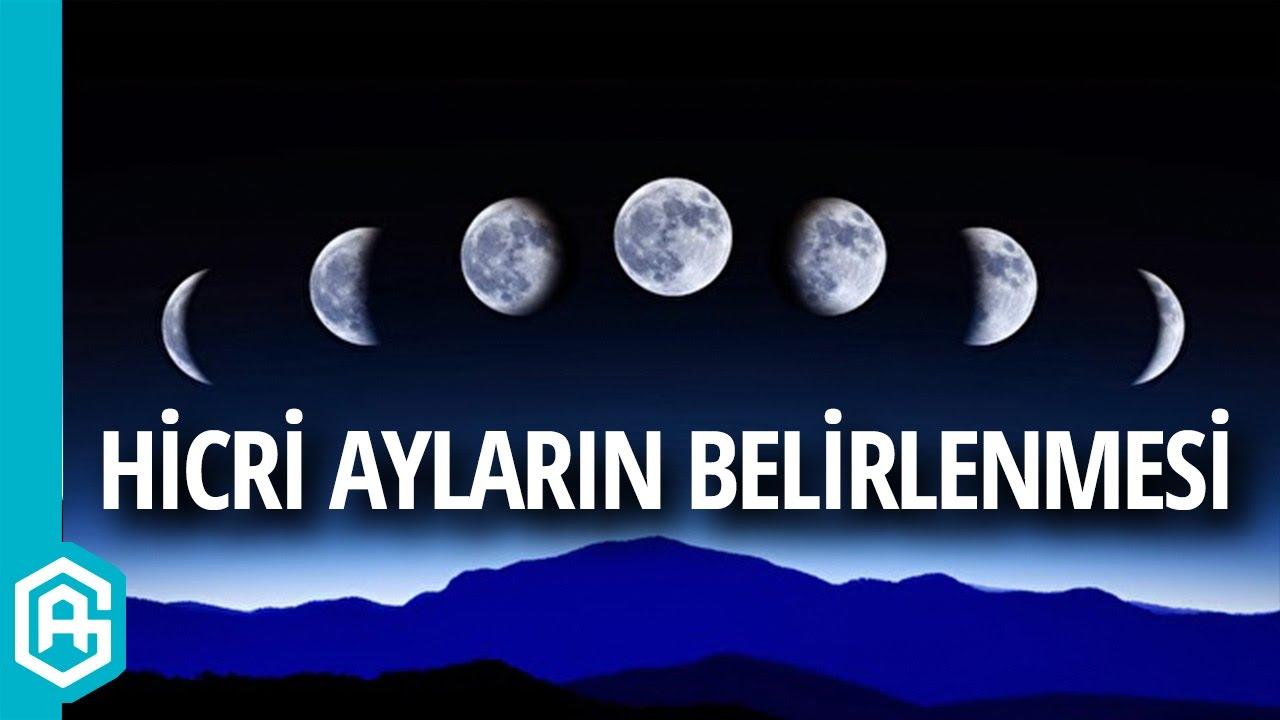 Hicri Ay Başları Nasıl Belirlenir? | Takvim #14