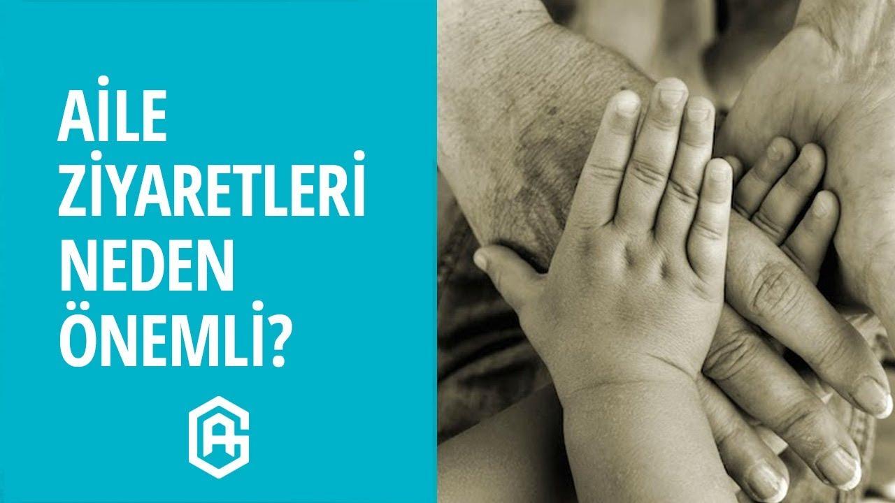 Kadın Kocasından İzin Almadan Ailesini Ziyaret Edebilir Mi? | Aile #8