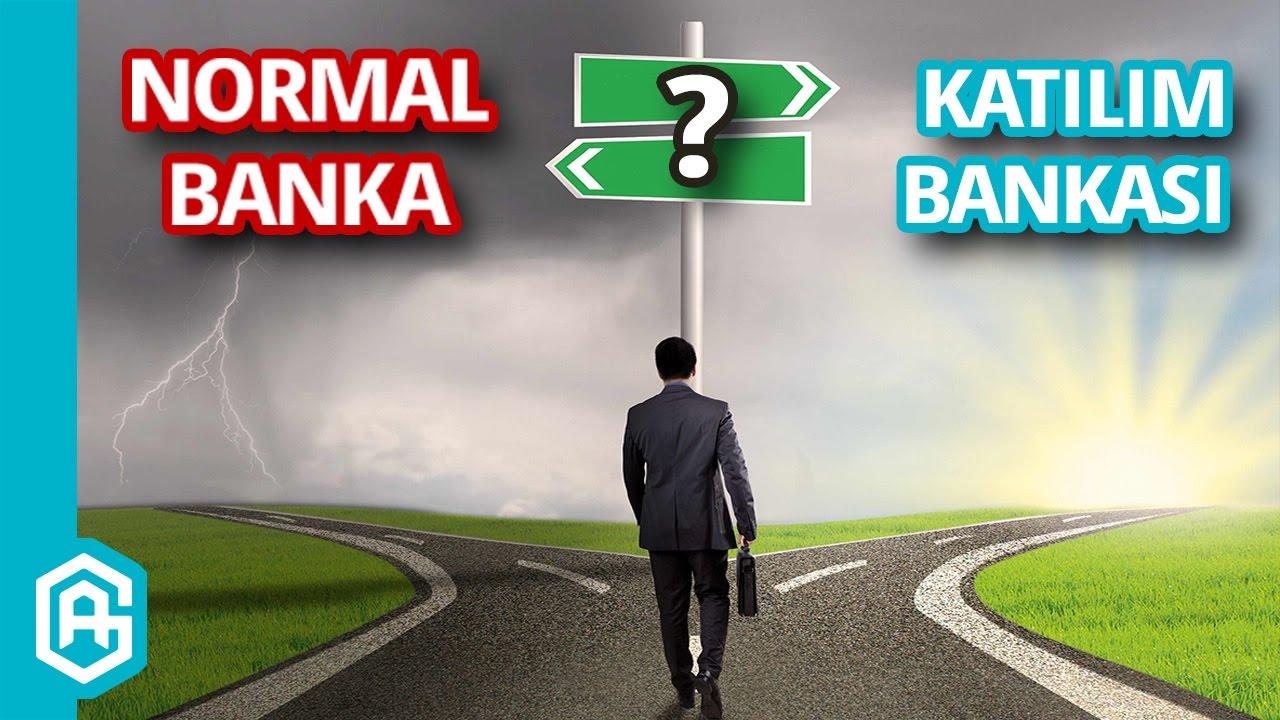 Katılım ile Normal Banka Arasında Ne Fark Vardır? | Faiz #4