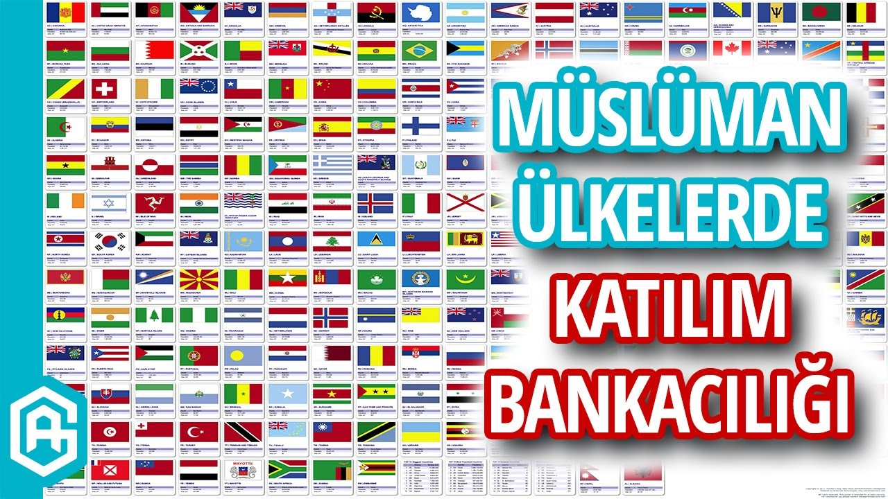 Müslüman Ülkelerde Katılım Bankası Var Mı? | Faiz #10