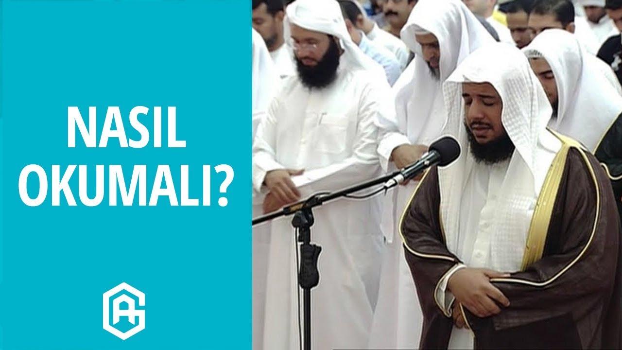 Namazda Kuran Nasıl Okumalıyız? | Abdullah YILDIZ #14