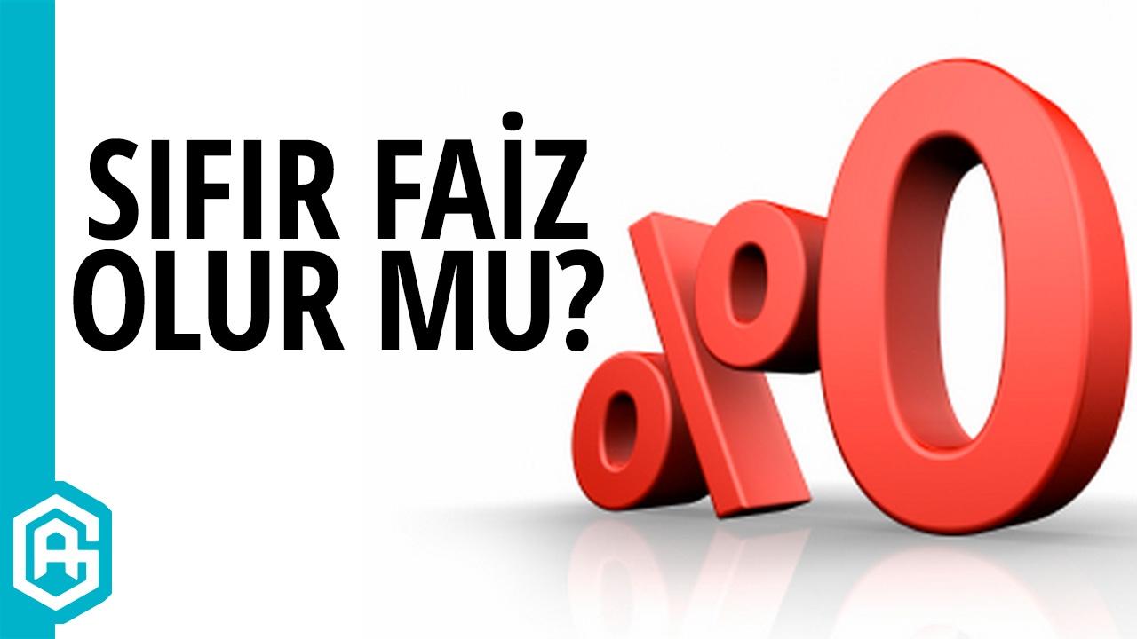 Sıfır Faiz Kampanyaları Caiz Midir? | Faiz #28